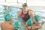 Training mit Britta