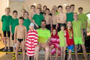 2016_Gruppenbild Nachwuchsschwimmen